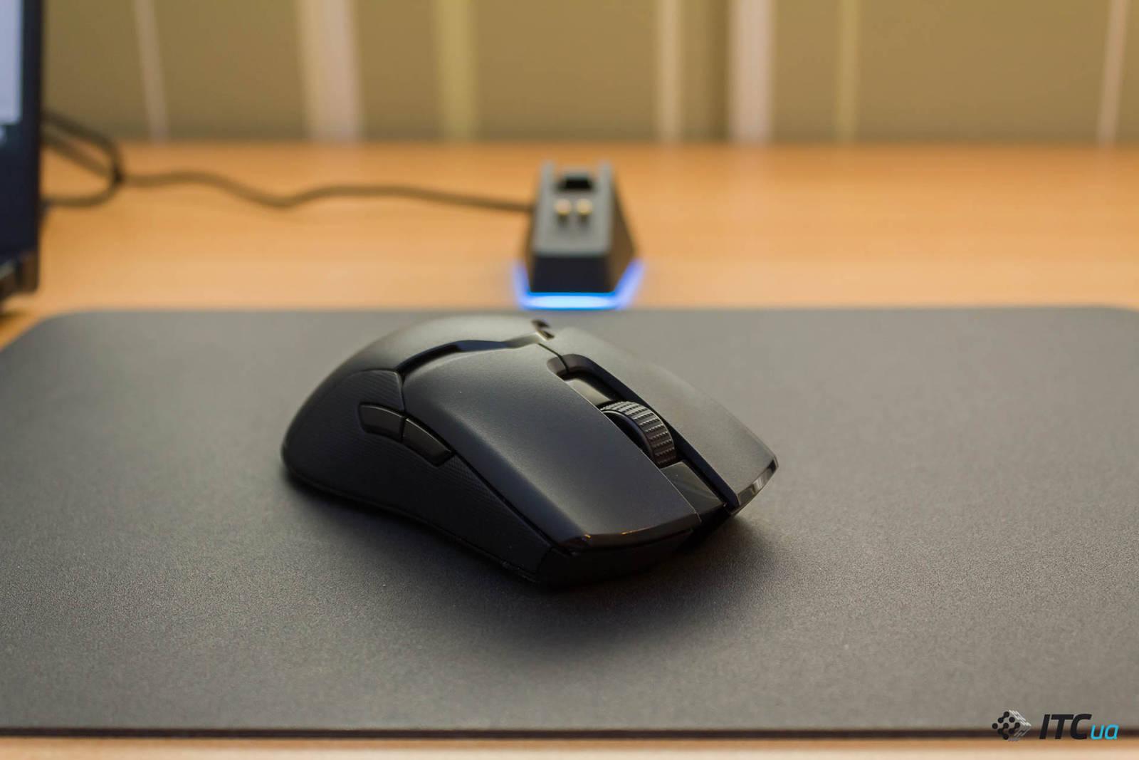 Мышь Razer Viper Ultimate. Фото 5