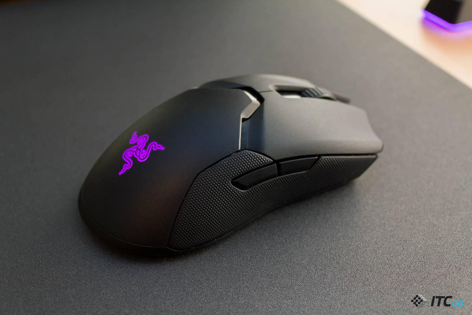 Мышь Razer Viper Ultimate. Фото 7