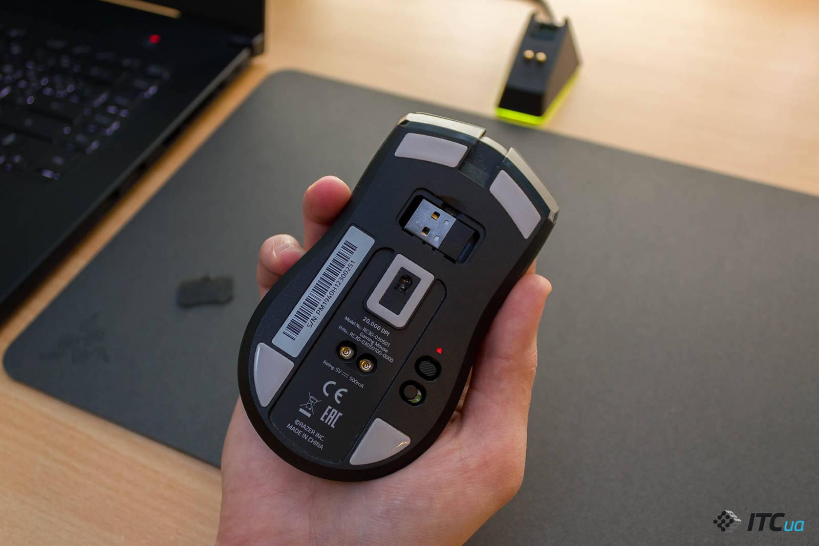 Мышь Razer Viper Ultimate. Фото 12