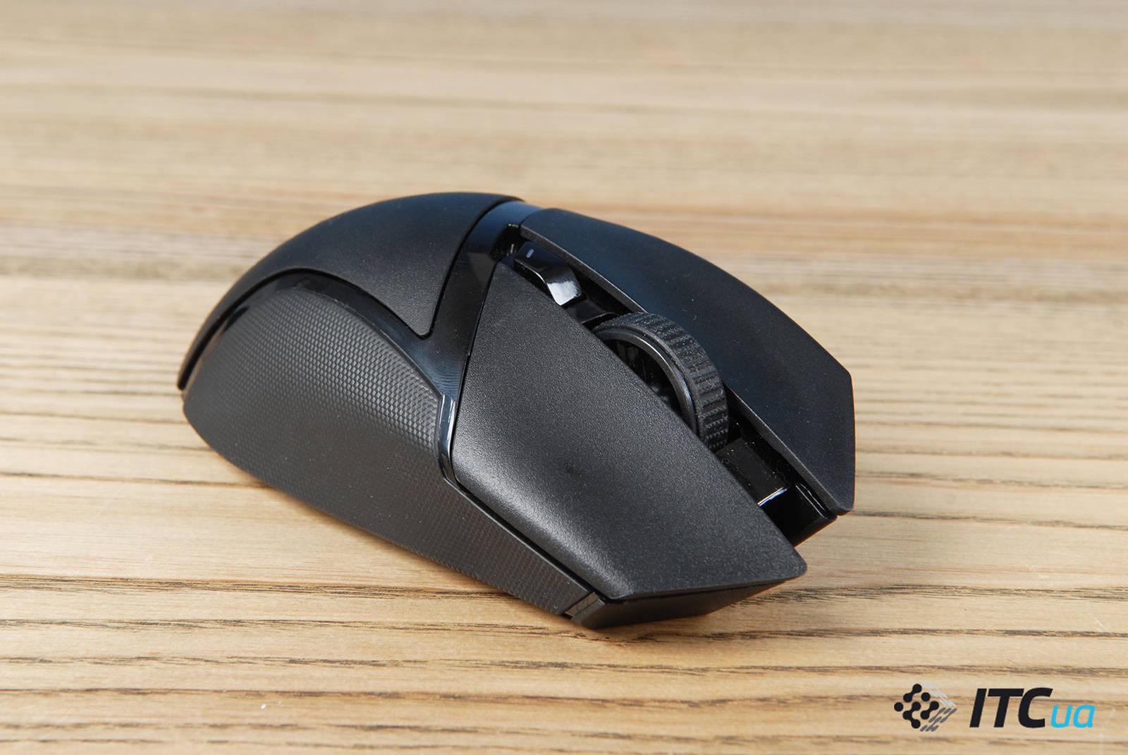 Мышка Razer Basilisk X HyperSpeed. Фото 4