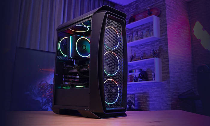 Обзор корпуса Aerocool Aero One Eclipse