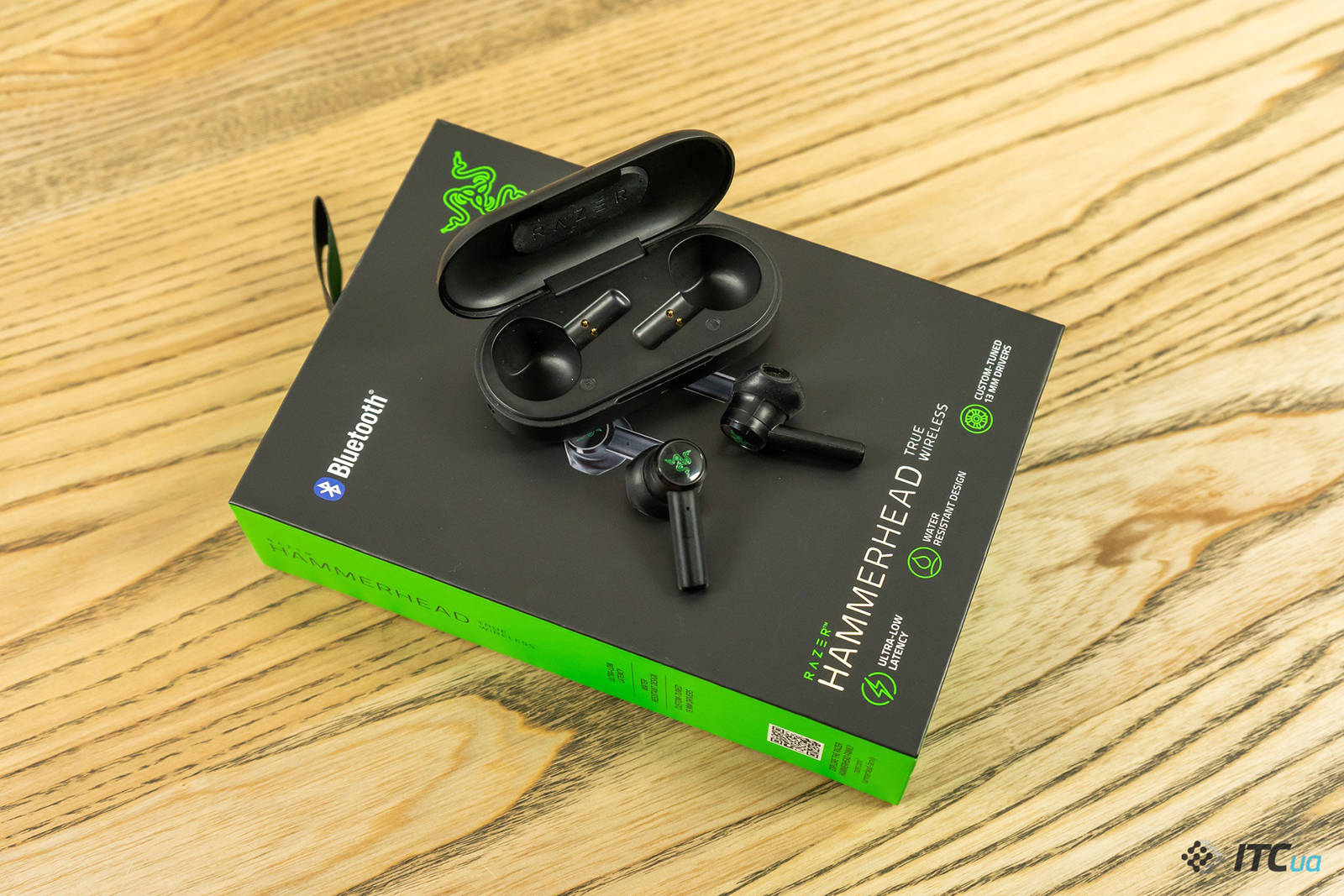 Гарнитура Razer Hammerhead True Wireless. Фото 3