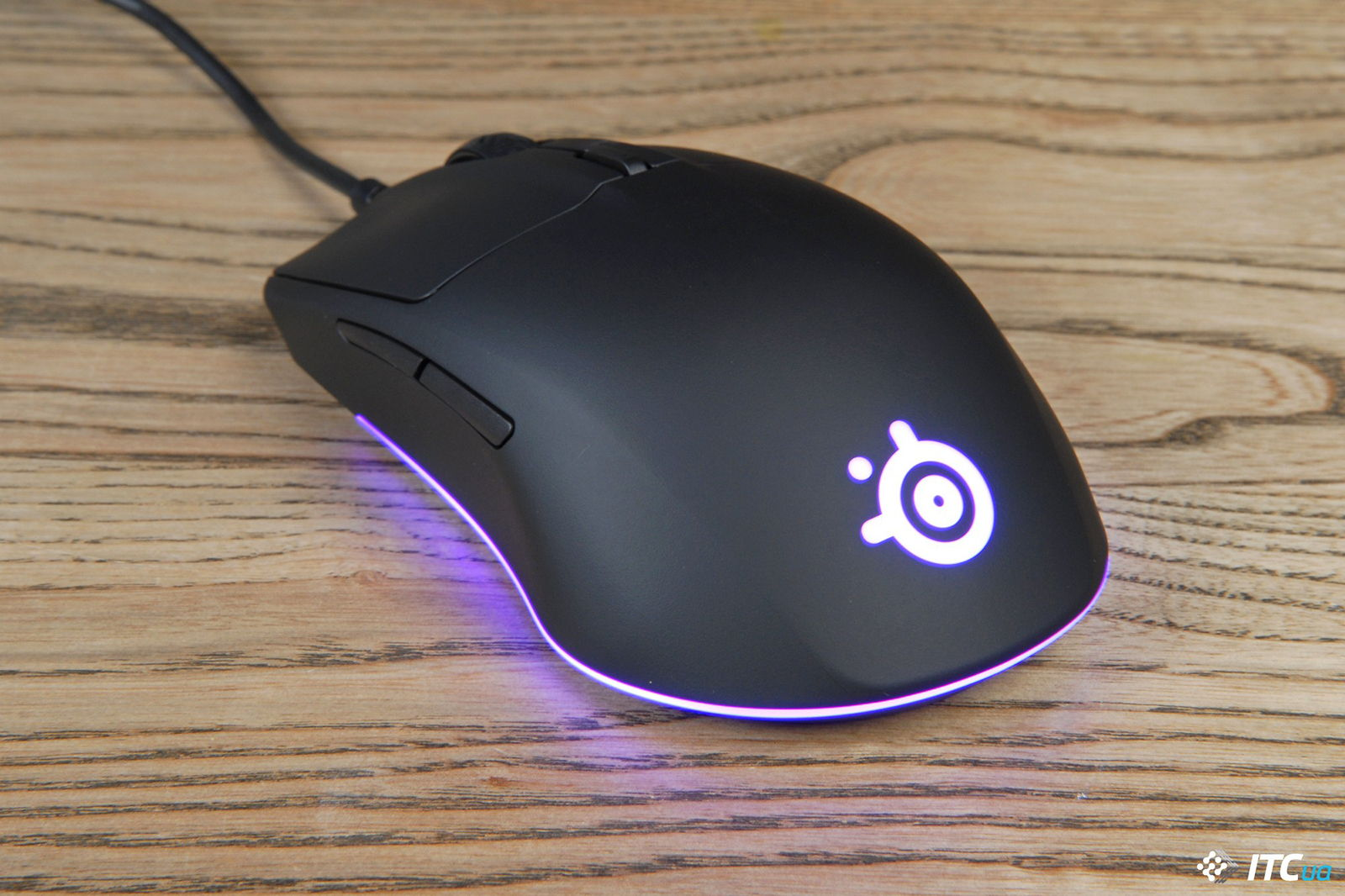 Мышшь SteelSeries Rival 3. Фото 8