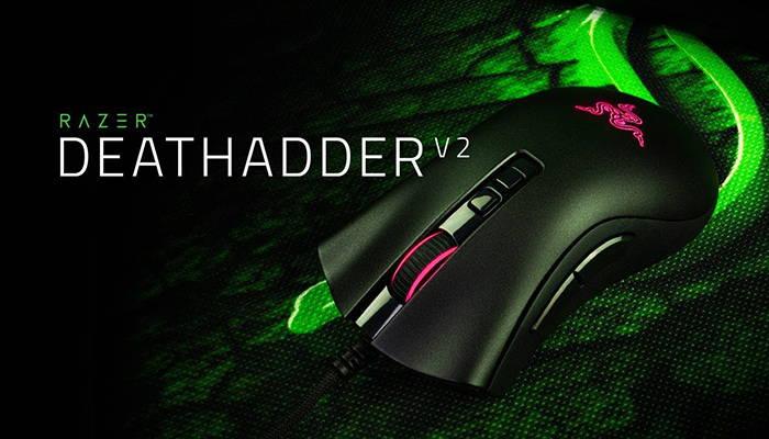 Обзор Razer DeathAdder V2. Сравнение с DA Elite