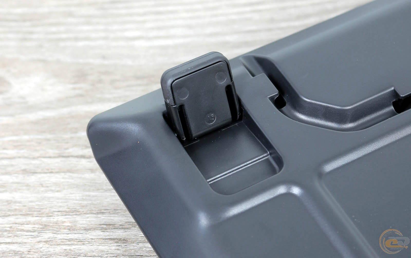 Клавиатура SteelSeries APEX 5. Фото 7