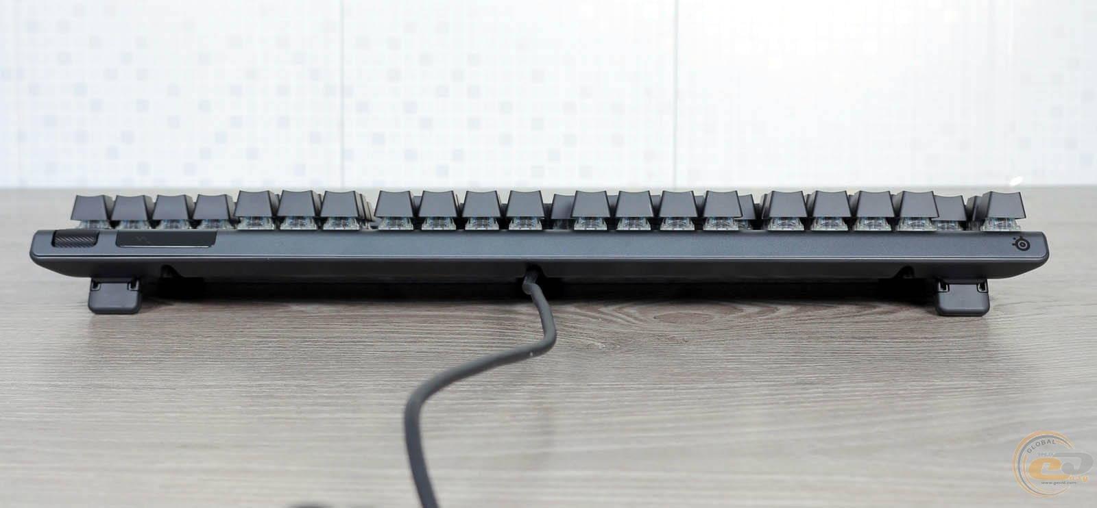 Клавиатура SteelSeries APEX 5. Фото 11