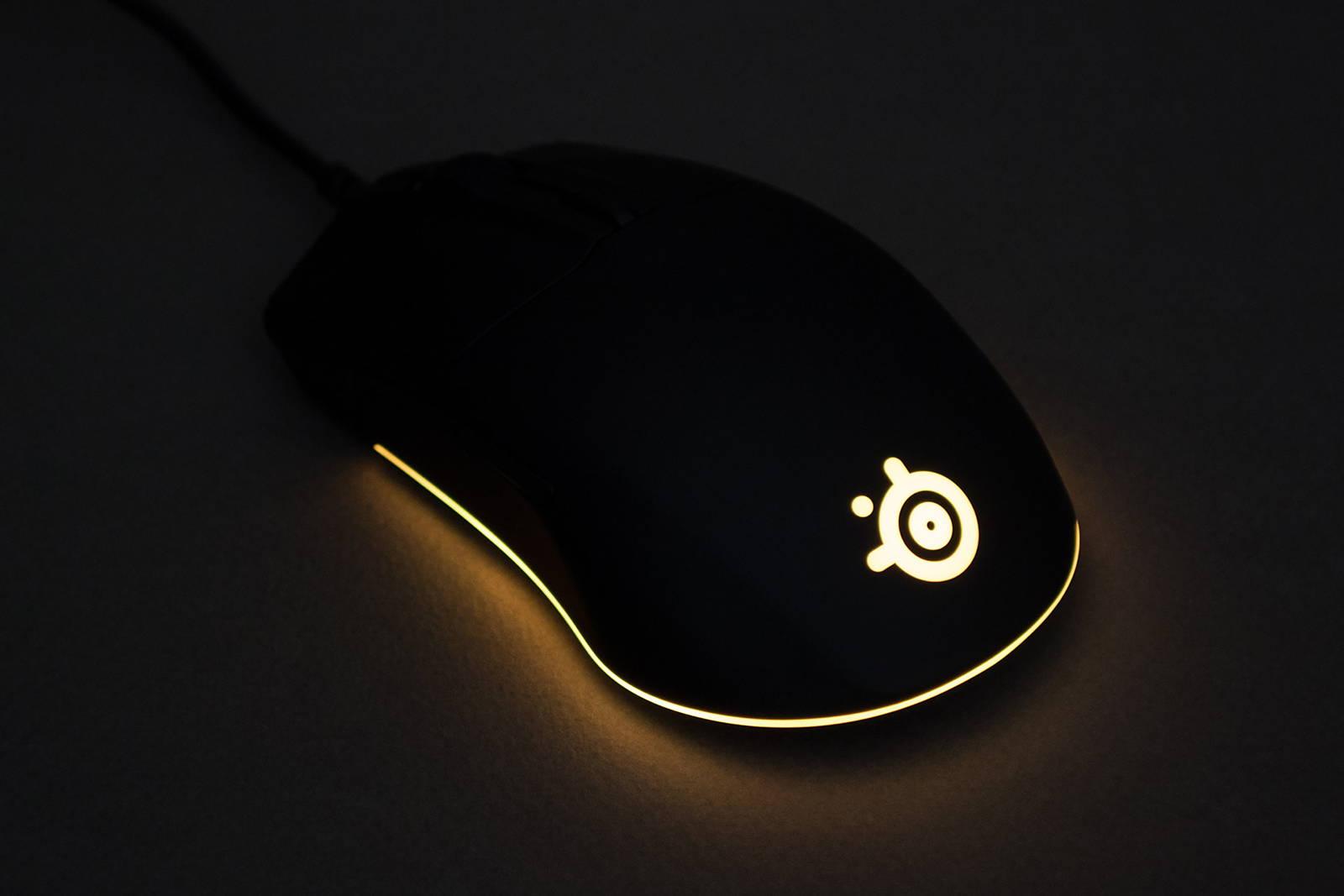 Мышка SteelSeries Rival 3. Фото 13