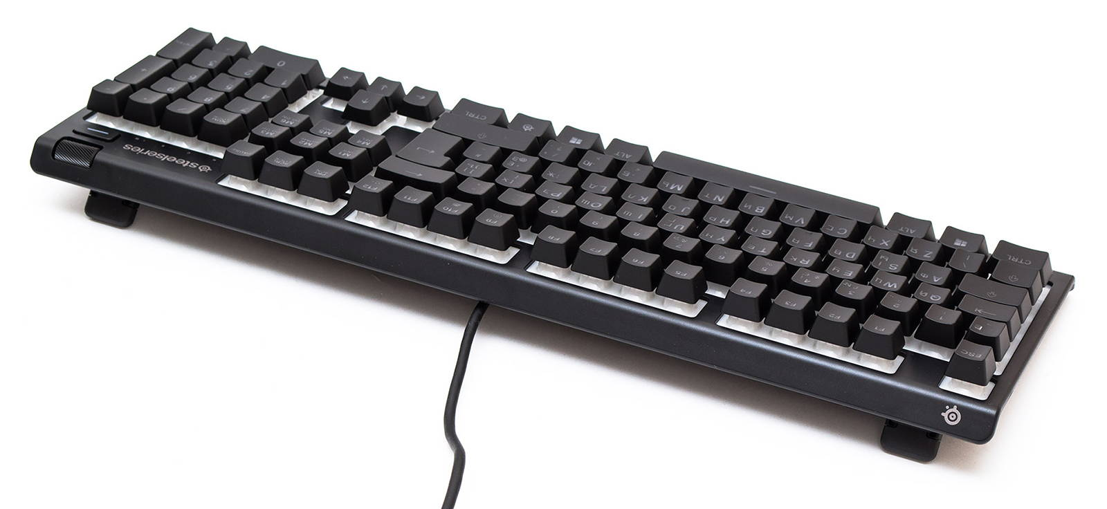 Клавиатура SteelSeries Apex 3. Фото 12