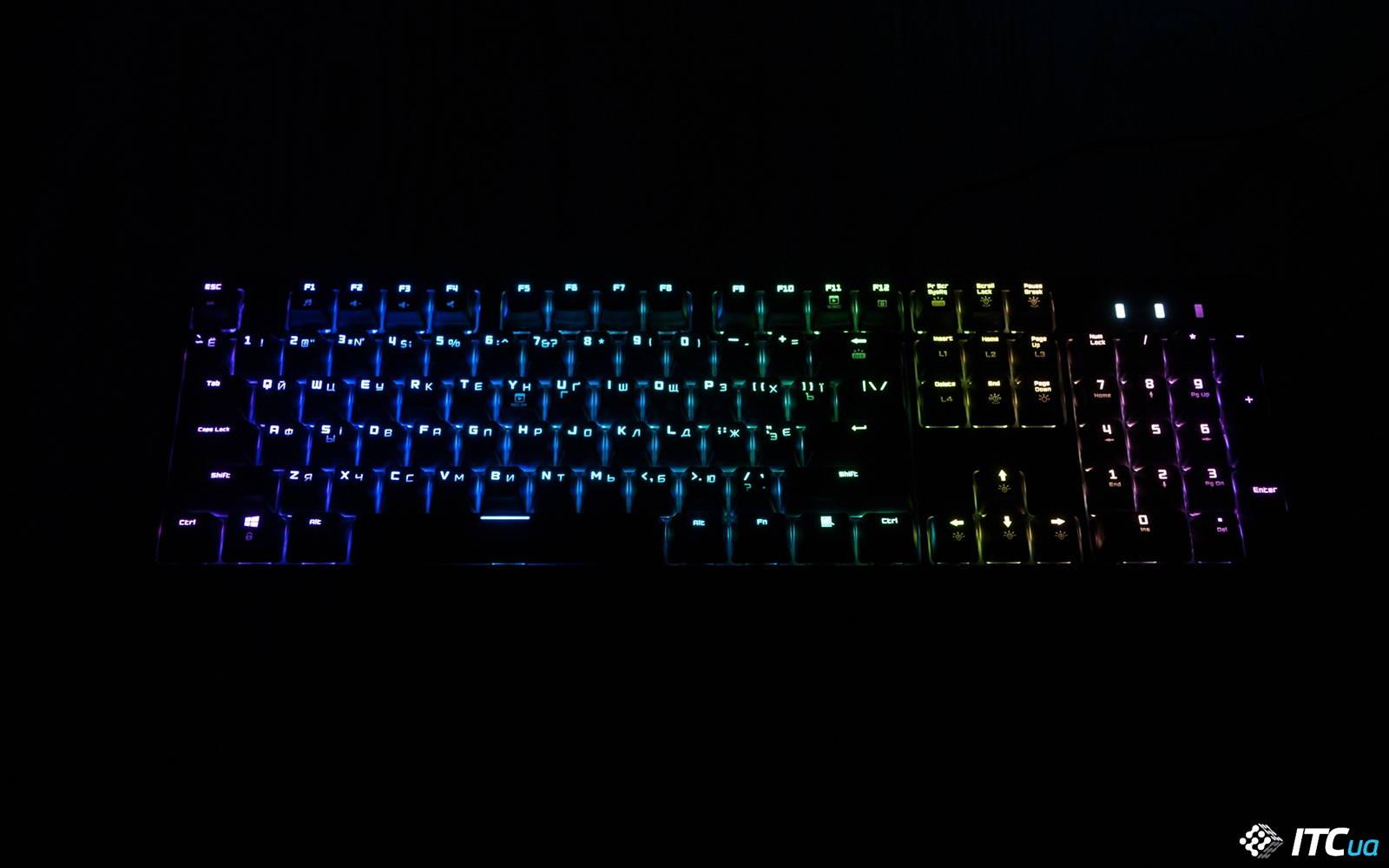 Клавиатура HATOR Rockfall EVO. Фото 15