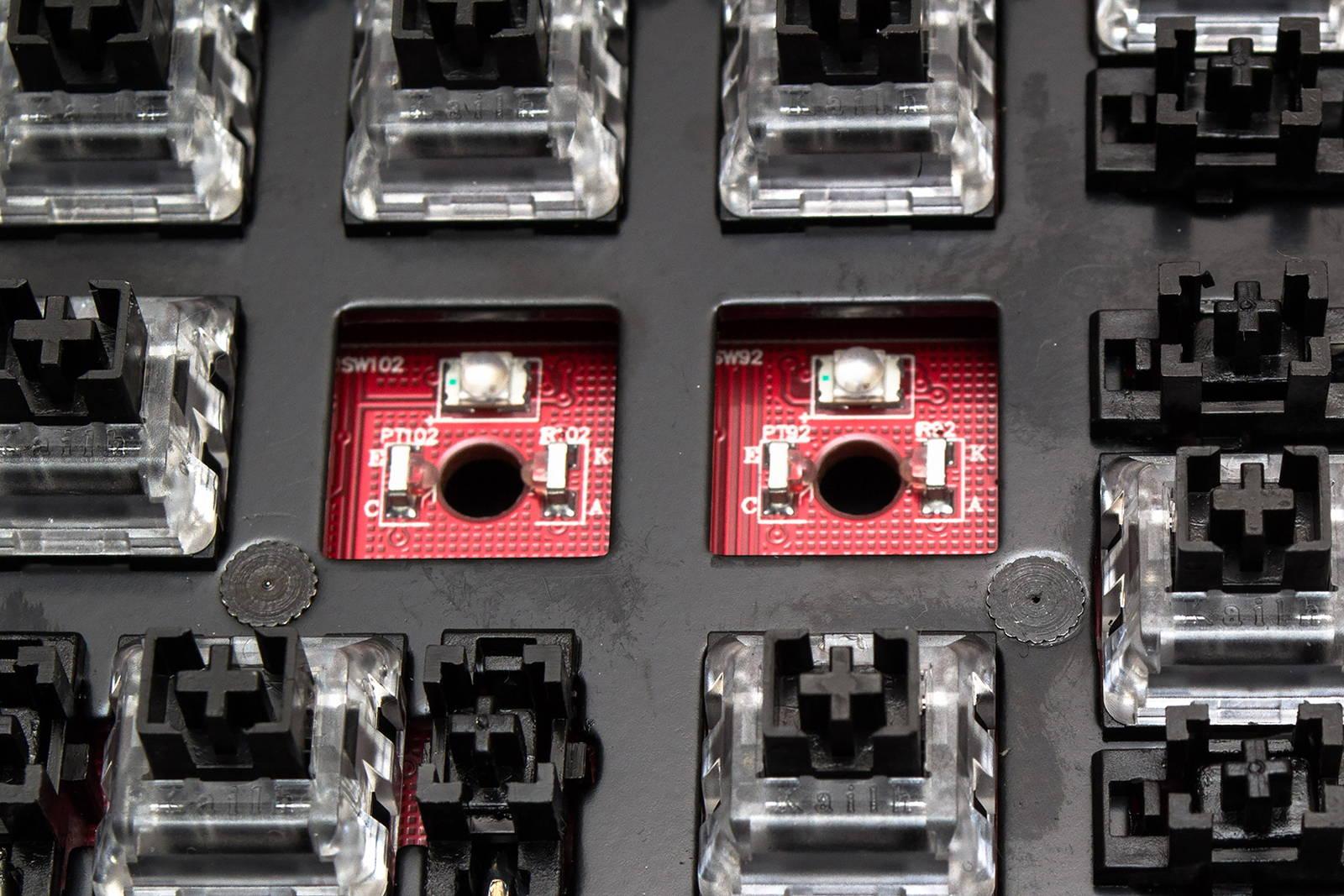 Клавиатура Hator Rockfall EVO. Фото 9