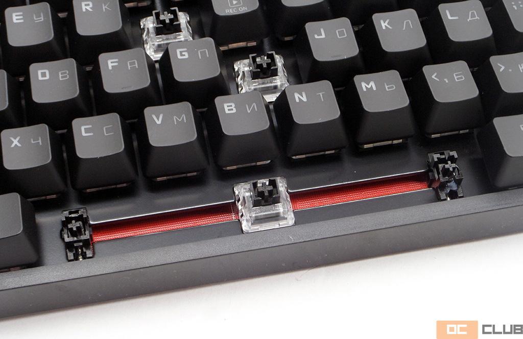 Клавиатура Hator Rockfall EVO. Фото 19