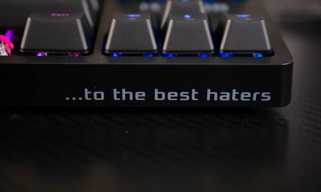 Клавиатура Hator Rockfall EVO TKL. Фото 6