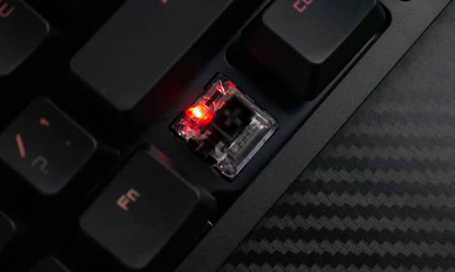 Клавиатура Hator Rockfall EVO TKL. Фото 9