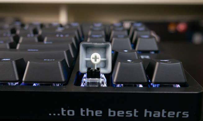 Клавиатура Hator Rockfall EVO TKL. Фото 16