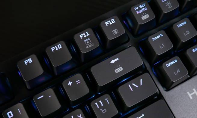 Клавиатура Hator Rockfall EVO TKL. Фото 17