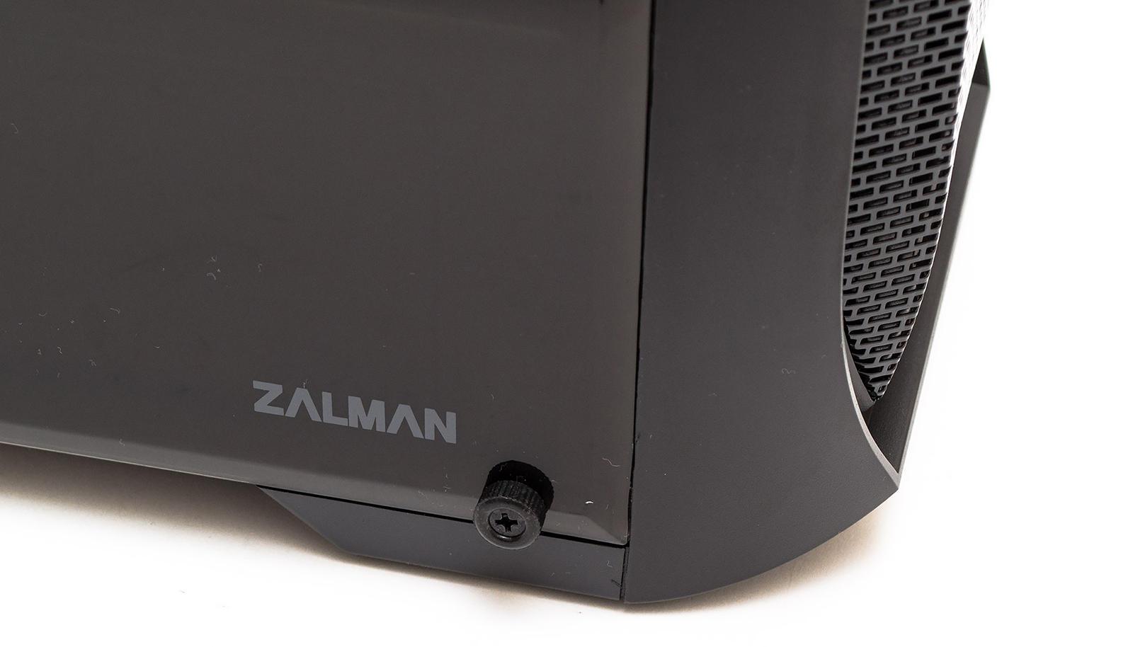 Корпус Zalman N5 MF. Фото 6