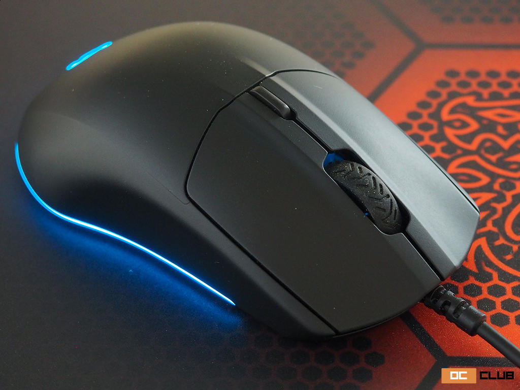 Мышка SteelSeries Rival 3. Фото 5