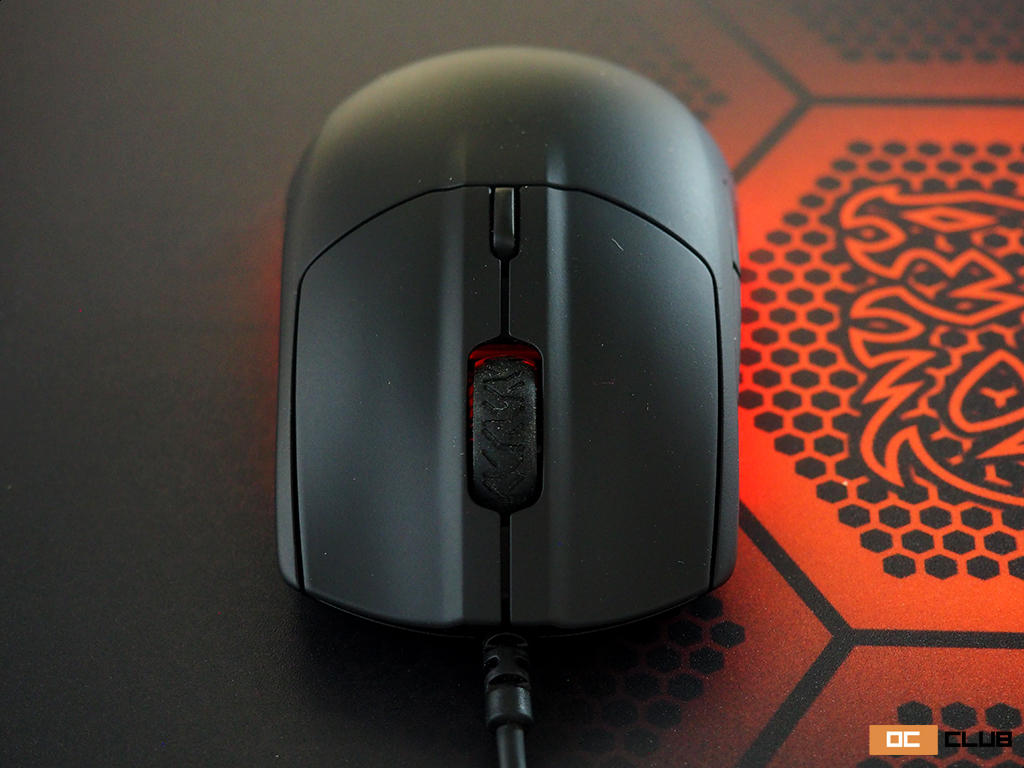 Мышка SteelSeries Rival 3. Фото 6
