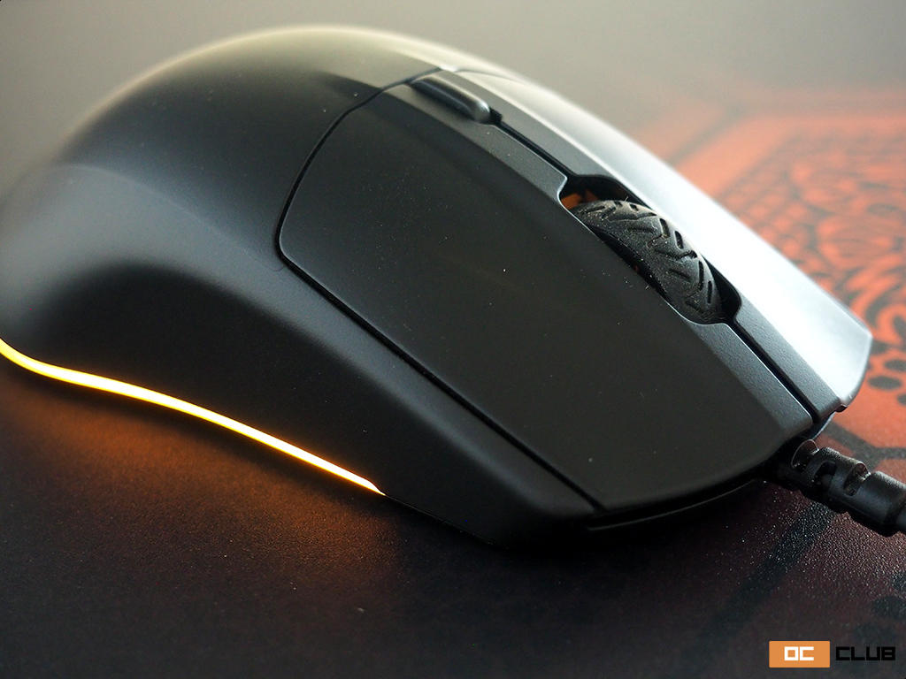 Мышка SteelSeries Rival 3. Фото 16
