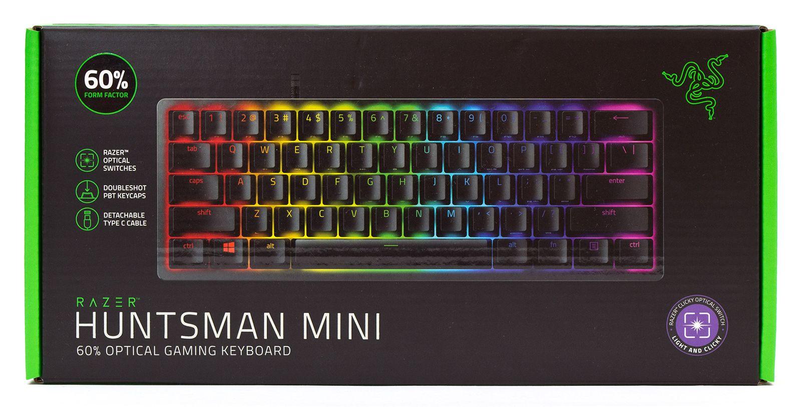 Клавиатура Razer Huntsman Mini. Фото 2