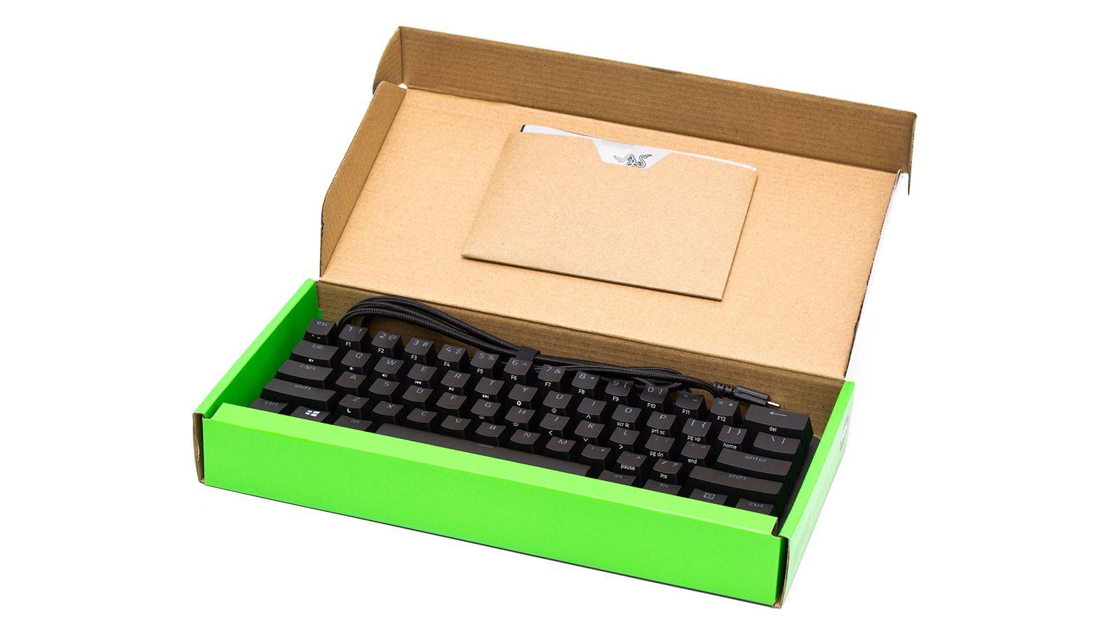 Клавиатура Razer Huntsman Mini. Фото 4