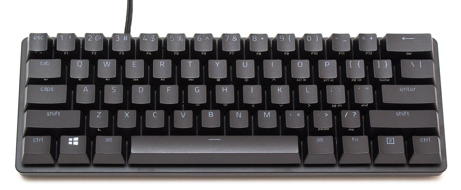 Клавиатура Razer Huntsman Mini. Фото 6