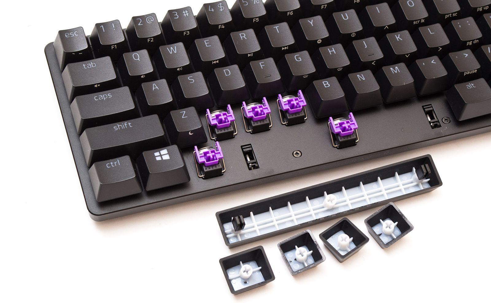 Клавиатура Razer Huntsman Mini. Фото 9