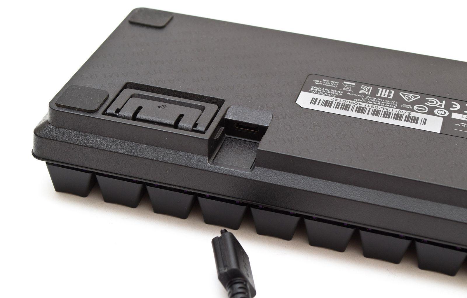 Клавиатура Razer Huntsman Mini. Фото 15