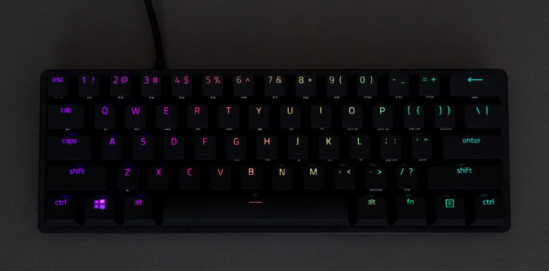 Клавиатура Razer Huntsman Mini. Фото 19