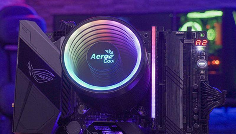 Обзор процессорного кулера Aerocool Mirage 5