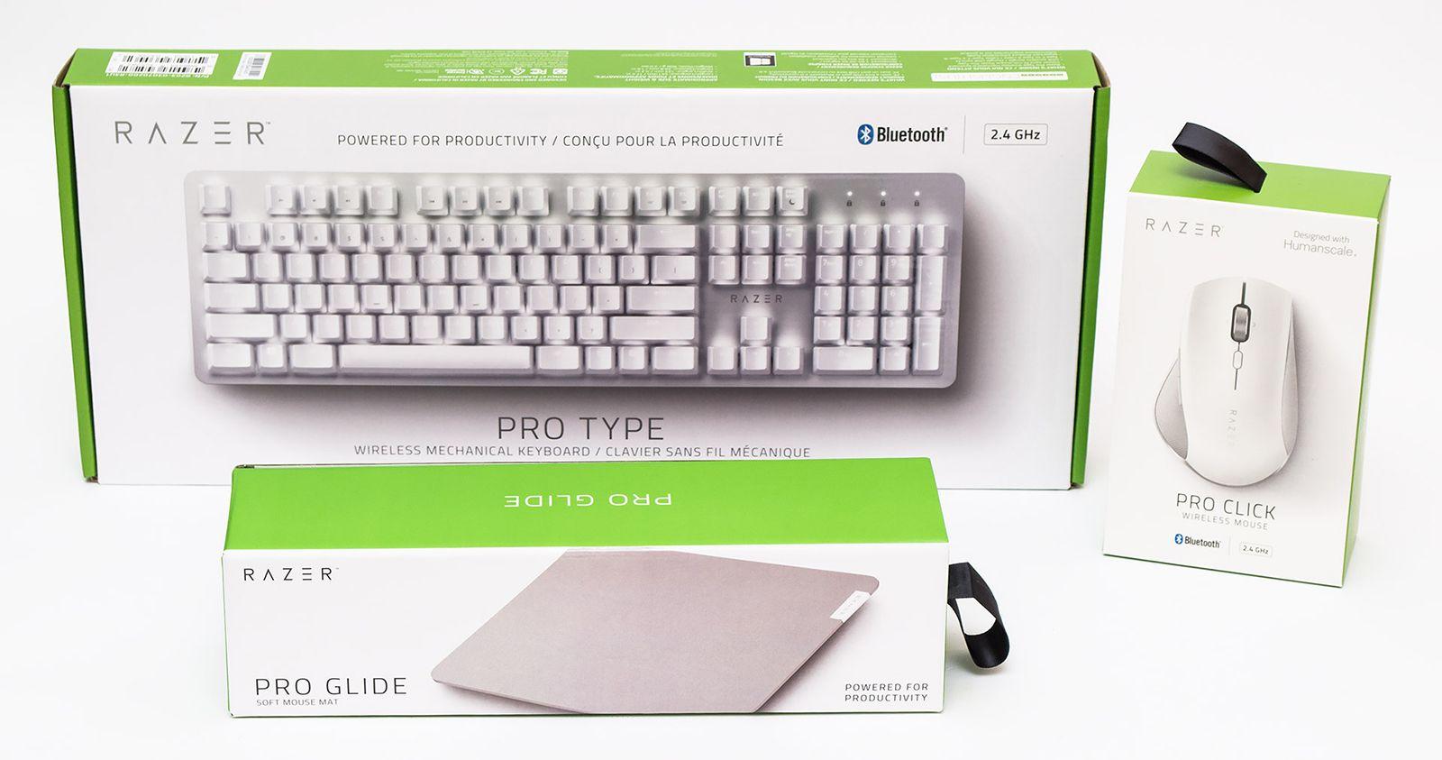 Клавиатура Razer Pro Type. Фото 2
