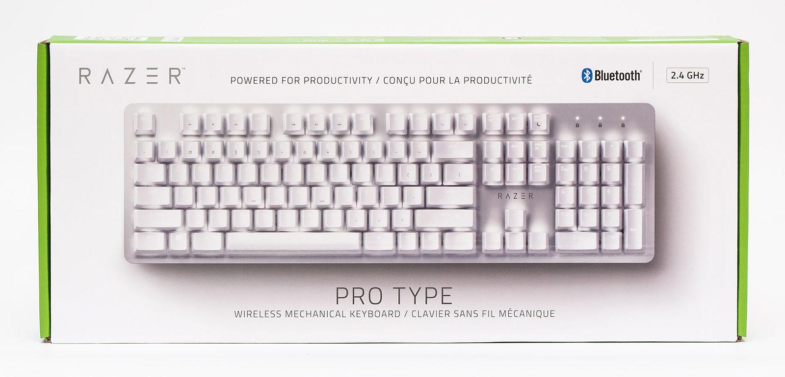 Клавиатура Razer Pro Type. Фото 4