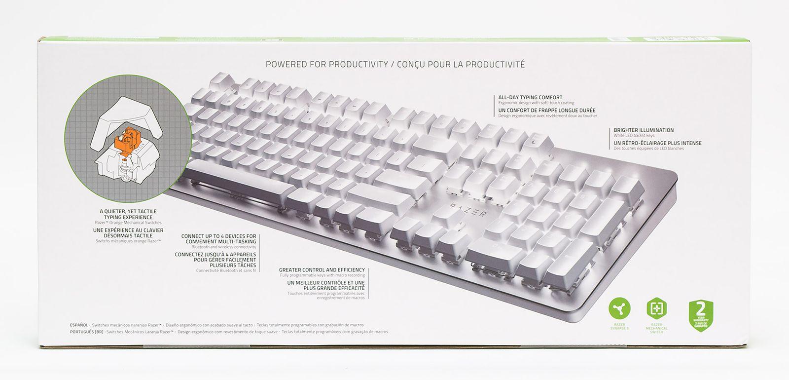 Клавиатура Razer Pro Type. Фото 5