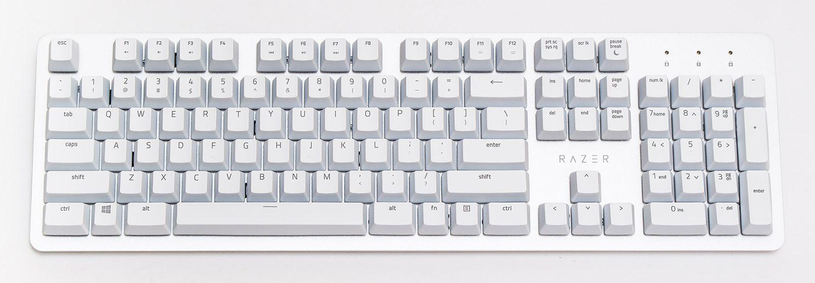 Клавиатура Razer Pro Type. Фото 8