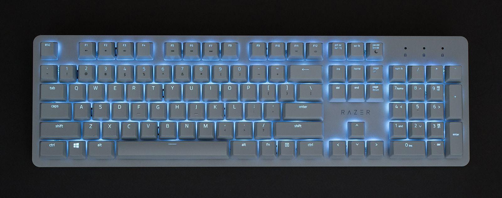 Клавиатура Razer Pro Type. Фото 22