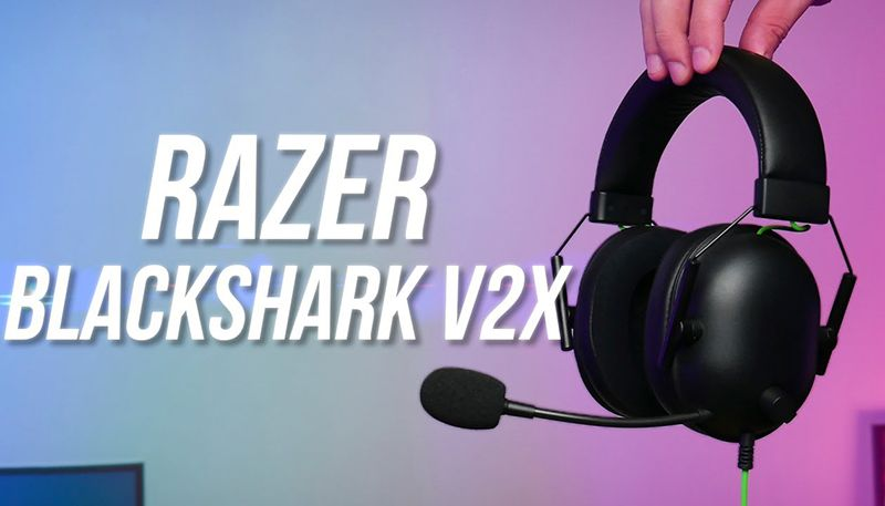 Обзор Razer BlackShark V2 X / Наконец-то у них получилось!