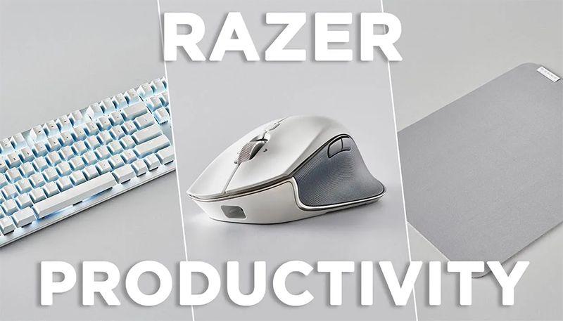 Комплект Razer для профессионалов / Обзор Razer Pro Click, Pro Type и Pro Glide