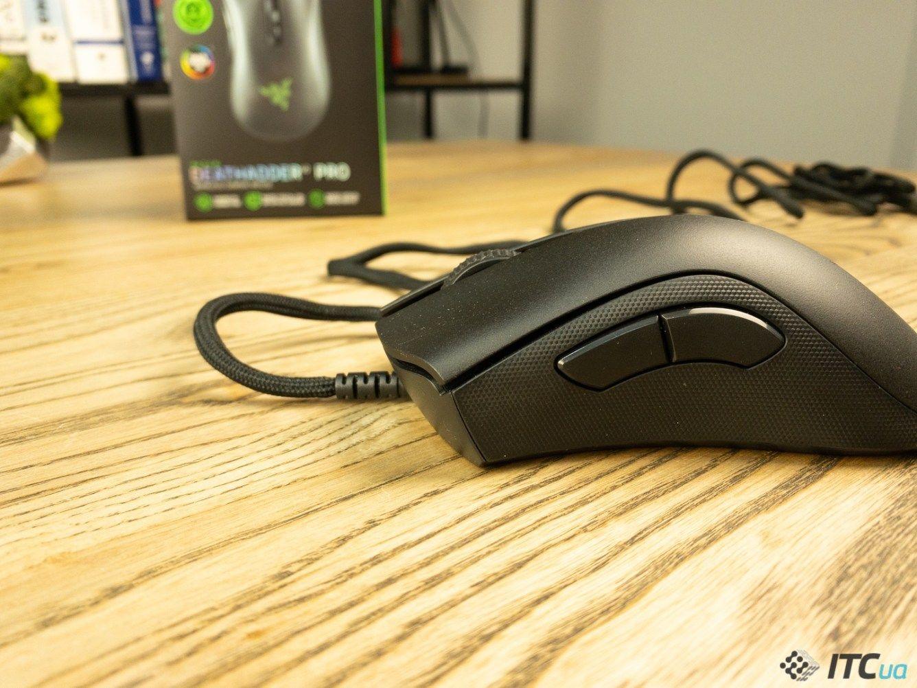 Мышка Razer DeathAdder V2 Pro. Фото 9