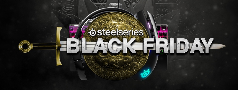 SteelSeries Black Friday!