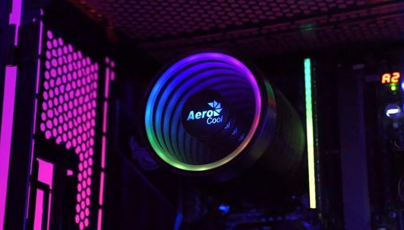 Обзор процессорного кулера Aerocool Mirage 5: оригинальность превыше всего