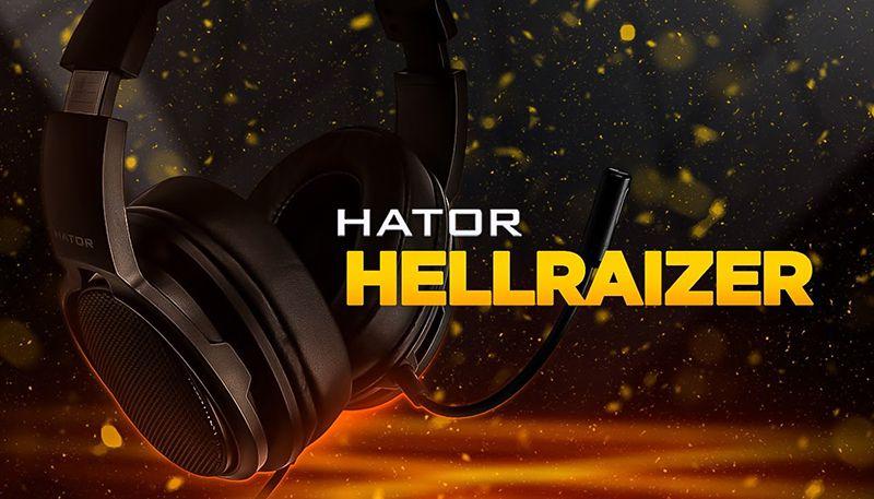 Hator Hellraizer — обзор игровой проводной гарнитуры
