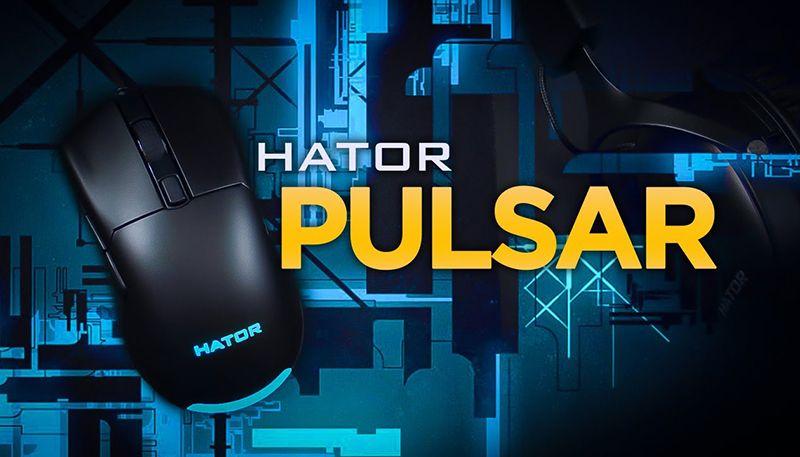 Обзор геймерской мышки Hator Pulsar. 69 грамм, паракорд и RGB