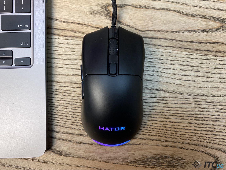 Мышь Hator Pulsar. Фото 2