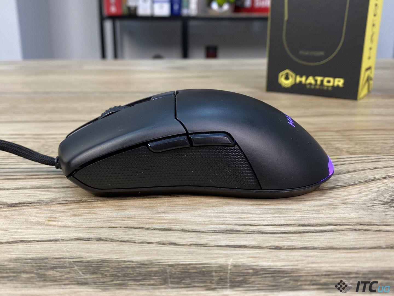 Мышь Hator Pulsar. Фото 4