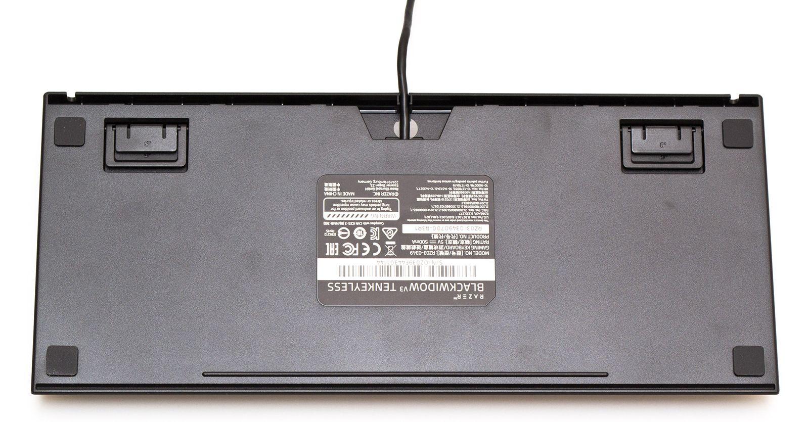 Клавиатура Razer BlackWidow V3 Tenkeyless. Фото 14