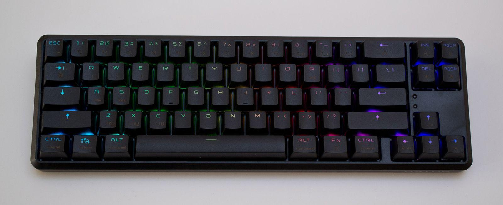 Клавиатура  Hator Skyfall HEX. Фото 19