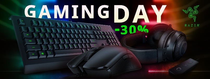 Gaming Day by RAZER!
