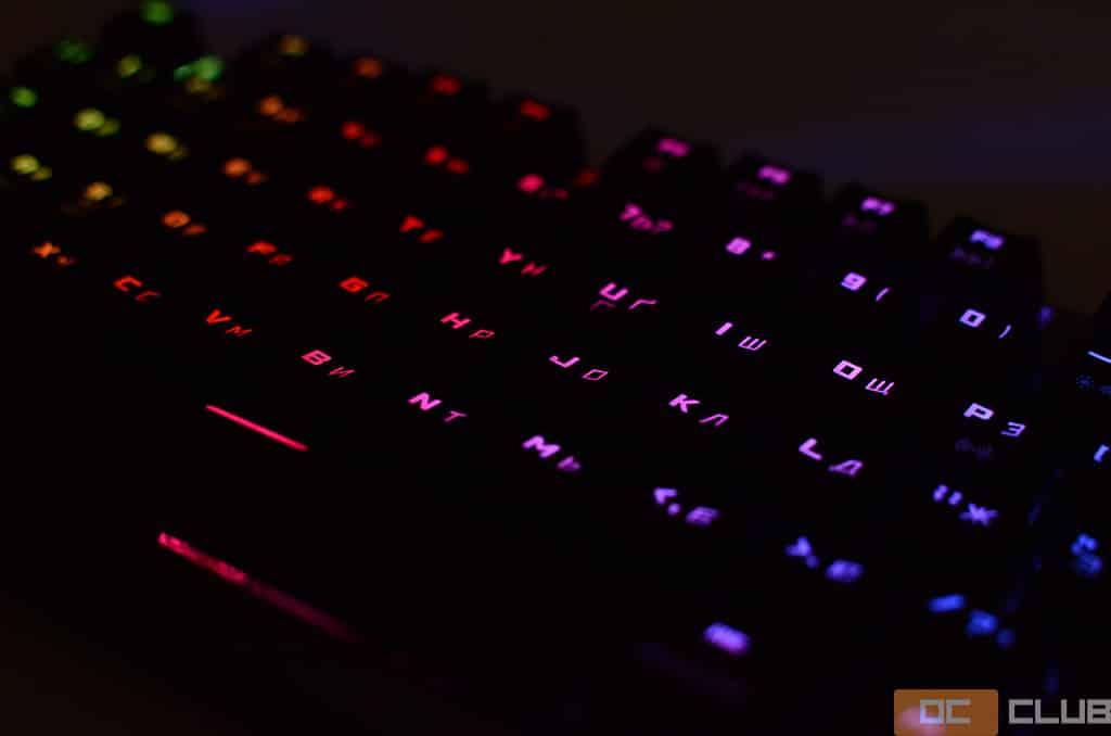 Клавиатура Hator Skyfall TKL. Фото 1