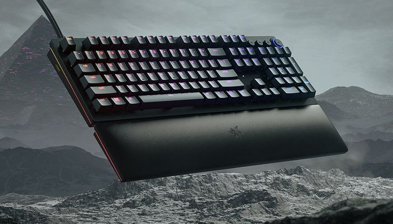 Обзор Razer Huntsman V2 Analog: Клавиатура за $250!