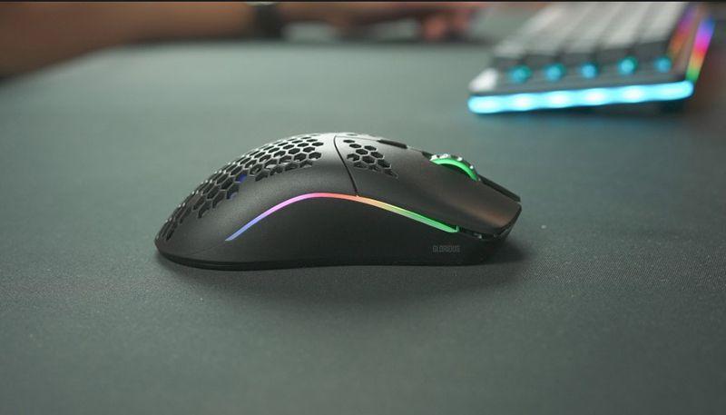 Обзор игровой беспроводной мыши Glorious Model O Wireless